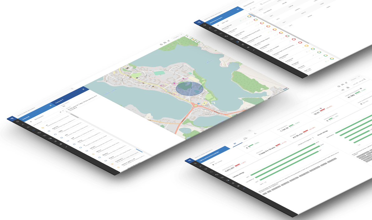 TrustTrack - Fleet Management Platform