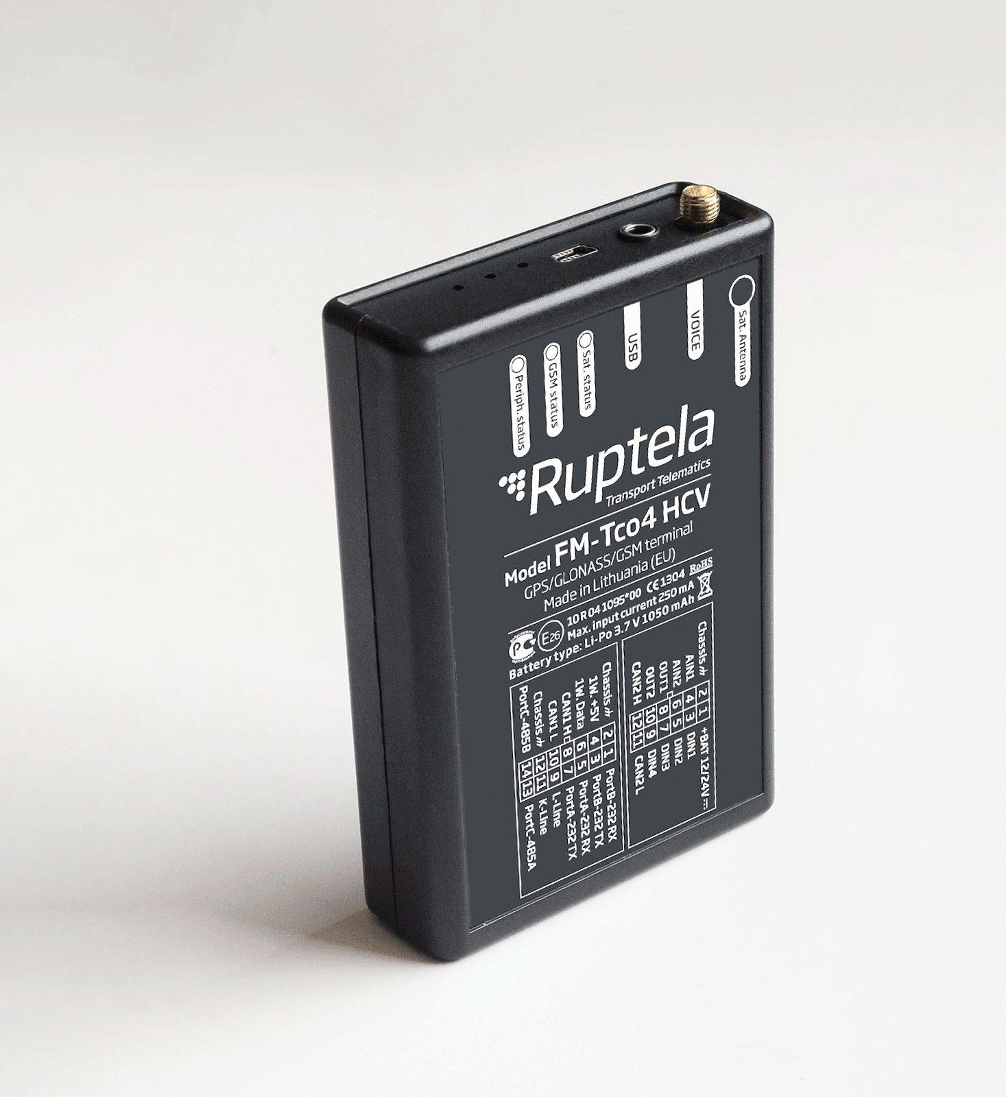 Ruptela-Tco4HCV-GPS-tracker