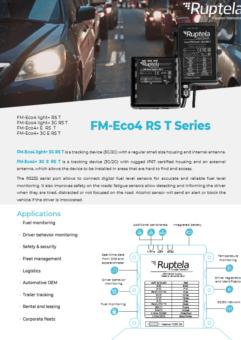 Eco4 RS T datasheet